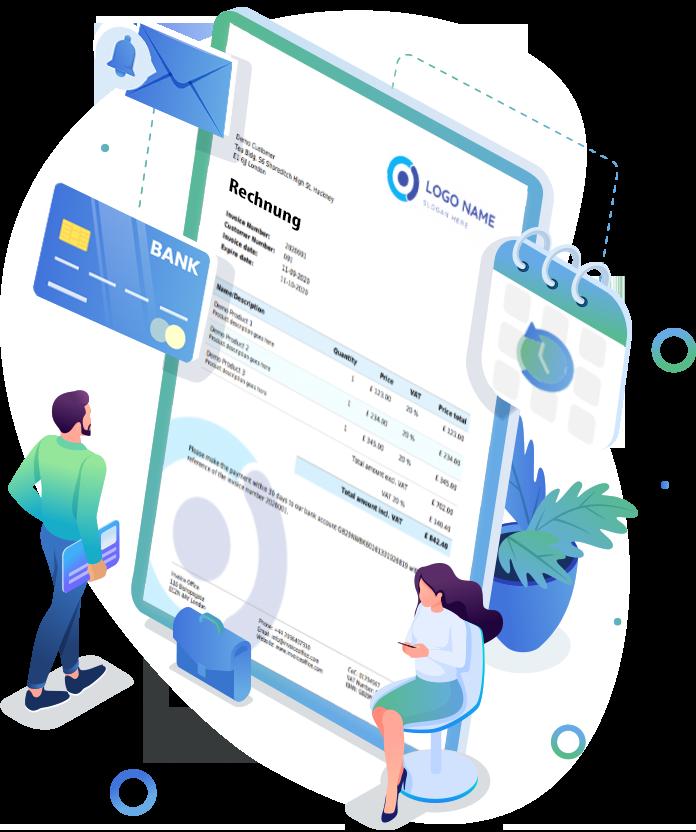 rechnungsprogramm kostenlos rechnung schreiben Invoice Office